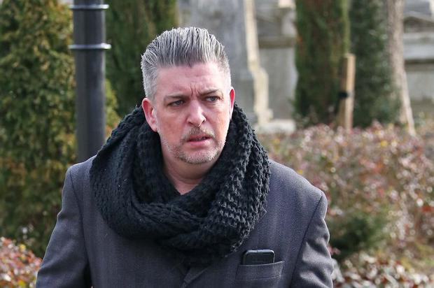 Actor Karl Shiels who played Robbie in Fair City. Photo: Collins