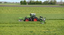 Breaking new ground: The new 900 Vario sees the series venture beyond the 400hp mark for the first time and the Fendt Life Cab can send your machine's data via a mobile network