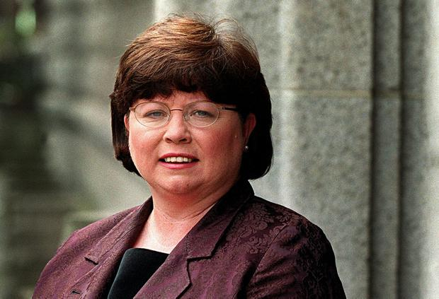 Vision: Mary Harney set up the HSE in 2005