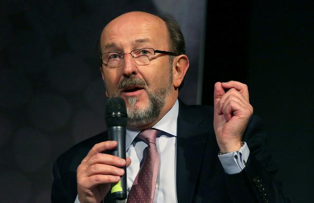 Heading the panel: Brian MacCraith will chair the review. Photo: Damien Eagers/INM