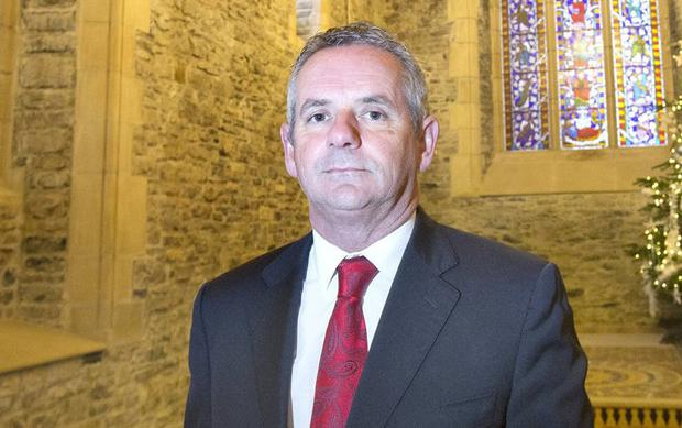 Changing times: HSE director general Paul Reid. Photo: Tony Gavin