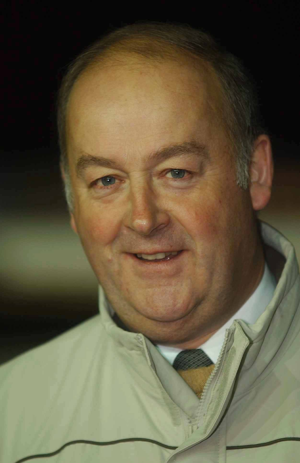Journalist and broadcaster Michael Fortune who passed away. Photo: Ray McManus / SPORTSFILE