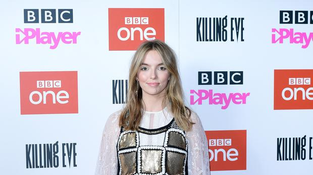 Jodie Comer has earned an Emmy nomination (Ian West/PA)