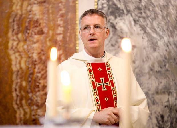 Welcome decision: Fr Michael Duignan will take over as Bishop of Clonfert after Bishop John Kirby stands down after 31 years