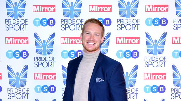 Greg Rutherford (Ian West/PA)