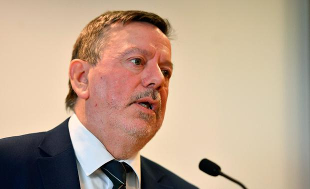 Growing pressure: FAI president Donal Conway. Photo: SPORTSFILE