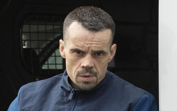 Convicted driver Michael Collins, from Drogheda, Co Louth. Photo: Ciara Wilkinson
