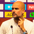 Guardiola: Sane advice. Photo: Andy Hampson/PA Wire