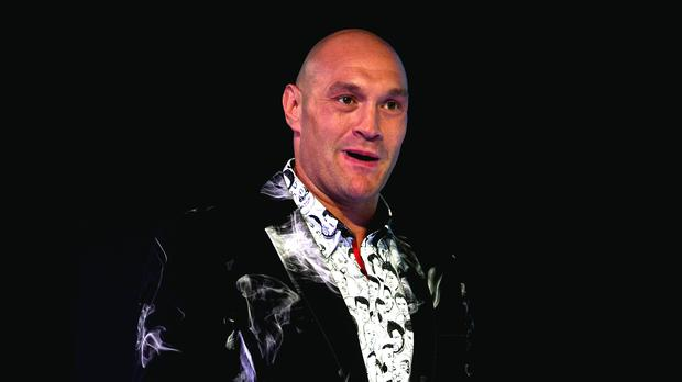 Tyson Fury said at first he did not think his brother Tommy should go on Love Island (Kirsty O'Connor/PA)