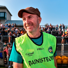 Paul Rouse in his role as Offaly interim manager in 2018. Photo by Sam Barnes/Sportsfile
