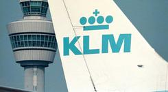 Mothers may be asked to cover up by KLM. Stock picture