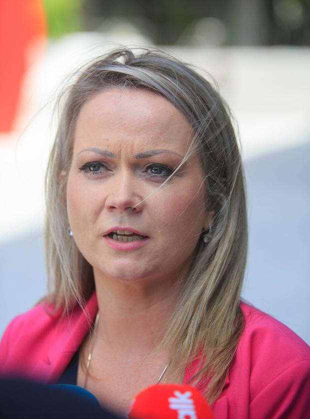 Frustrating: Lorraine Walsh met with officials to discuss the scandal