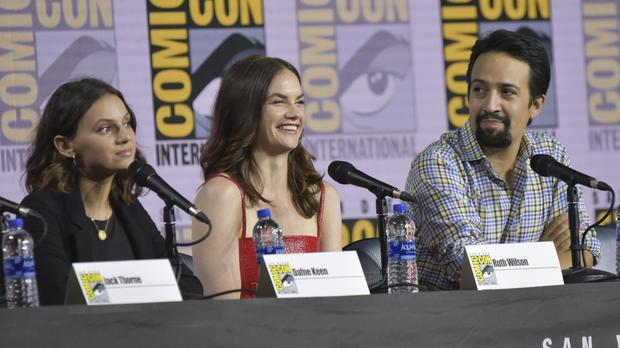 His Dark Materials is well-suited for a TV adaption rather than film, star Ruth Wilson has said (Richard Shotwell/Invision/AP)