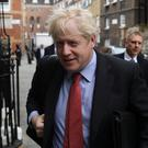 'Depressing': Labour peer Andrew Adonis said Boris Johnson was 'profoundly unsuitable' to lead UK during his visit to Dublin. Photo: REUTERS/Simon Dawson