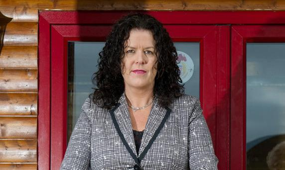 'Beyond our control': Firm MD Anna Marie McHugh. Photo: Barry Cronin