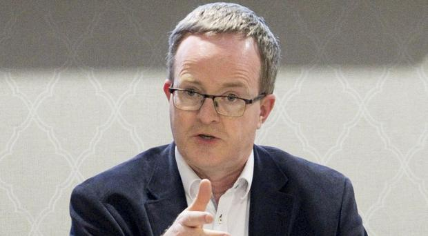 Call for Taoiseach to intervene: Peter Boland wants crisis to be tackled. Photo: Don Moloney