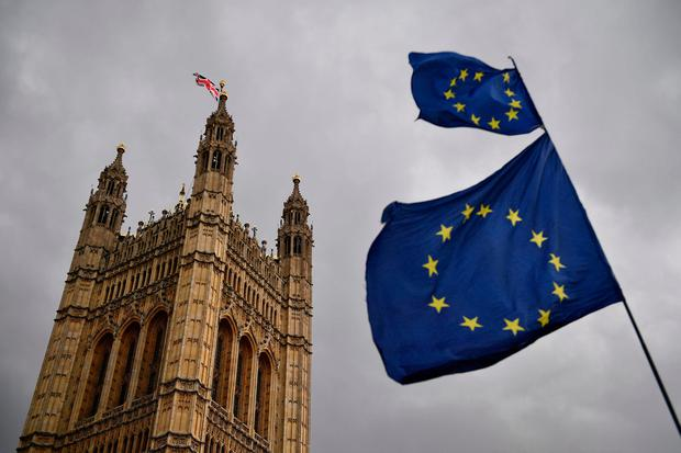 Consumers are worried that Brexit will have a negative impact on their day-to-day banking. Photo: AFP/Getty Images