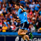 Dean Rock of Dublin after scoring his side's first goal