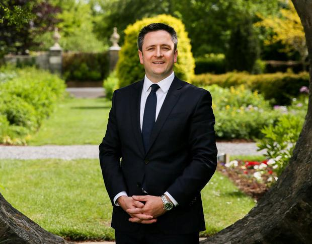 Mark Dunne has moved from the Westbury to Mount Juliet Estate
