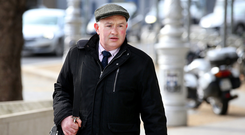 FORTUNES: Killer Pat Quirke was jailed for life in in May. Picture: Steve Humphreys