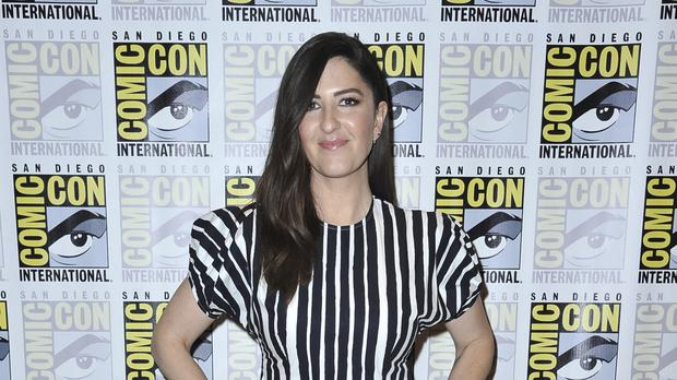 D'Arcy Carden said The Good Place coming to an end feels like a break-up (Richard Shotwell/Invision/AP)