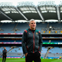 Mayo manager James Horan prior to the GAA Football All-Ireland Senior Championship Quarter-Final Group 1 Phase 2 match between Mayo and Meath at Croke Park in Dublin. Photo by David Fitzgerald/Sportsfile