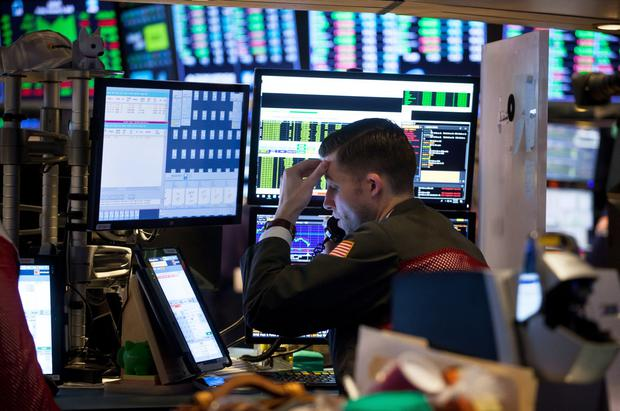 Warnings signs: The US could now be heading for recession – or actually already in one. Photo: Michael Nagle/Bloomberg