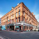 The Central Hotel, Exchequer Street Dublin