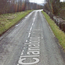 The crash happened on the Clanabogan Road in Omagh Photo: Google Maps