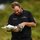 Shane Lowry could potentially triple his off-course income after winning the Open Championship. Photo by Ramsey Cardy/Sportsfile