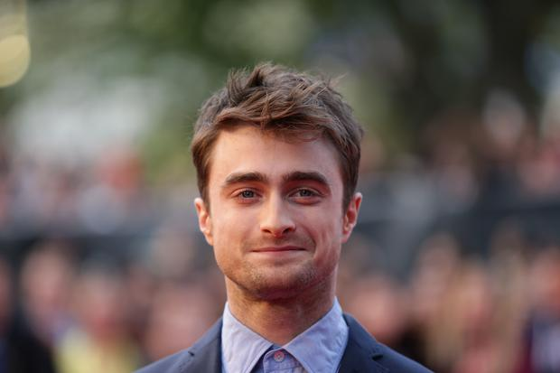 Radcliffe was deeply affected by the note (Yui Mok/PA)