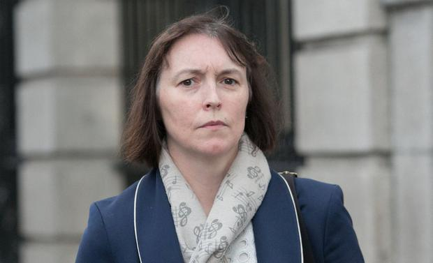 Recruitment concerns: Sharon Donnery. Photo: Gareth Chaney, Collins