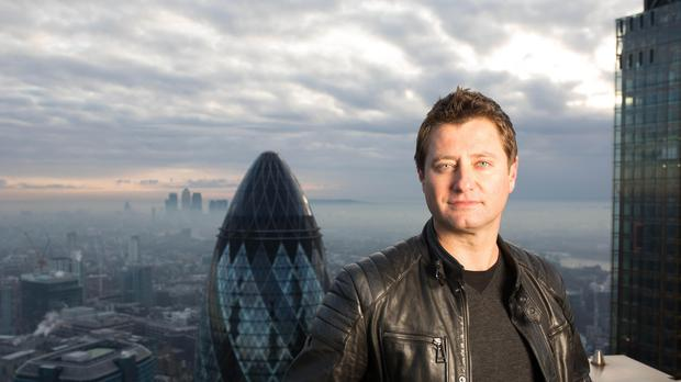 George Clarke has questioned decades of housing policy (David Parry)