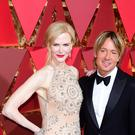 Nicole Kidman and Keith Urban (Ian West/PA)