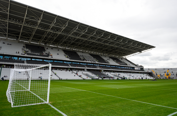 The GAA came under fire for intially refusing permission for the Liam Miller tribute match in Páirc Uí Chaoimh last year. Photo: Sportsfile