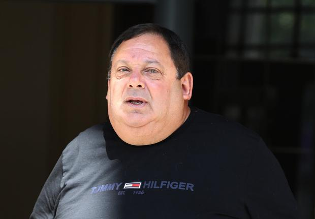 Michael Noyek: Criticised in court for not exercising. Picture: Collins