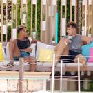 From ITV Studios. Love Island: SR5: Ep44 on ITV2Pictured: Jordan and Curtis chat.