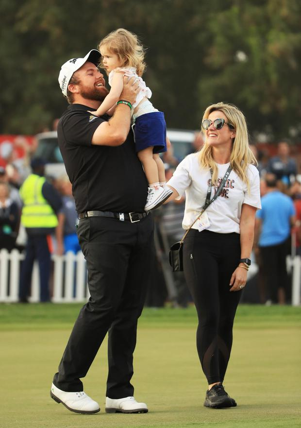 Fore fashion: the elegant style of Shane Lowry's wife Wendy
