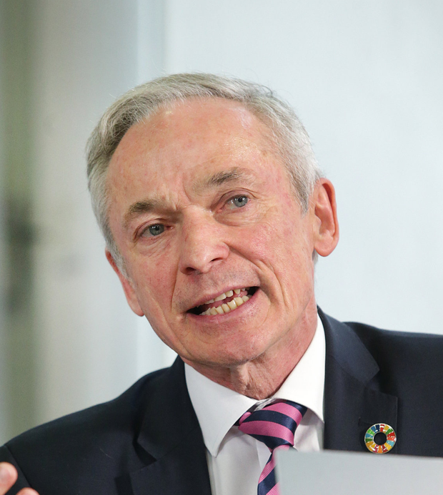 Richard Bruton. Picture credit; Damien Eagers / INM