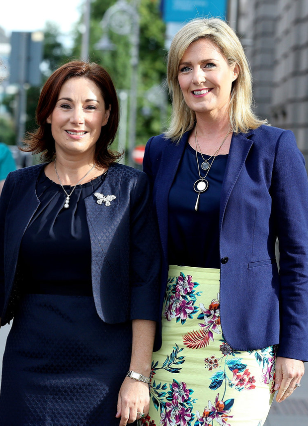 Pressure: Questions over the advice Culture Minister Josepha Madigan gave party colleague and TD Maria Bailey remain unanswered. Picture: Tom Burke