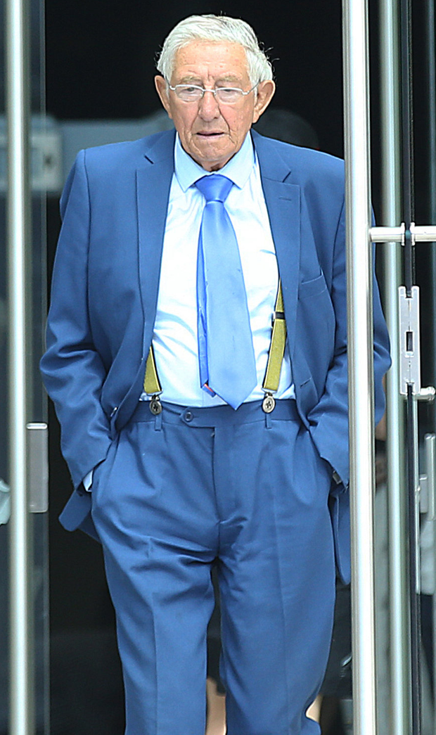 Sil Fox appeared at Dublin District Court, where he pleaded not guilty to the charge
