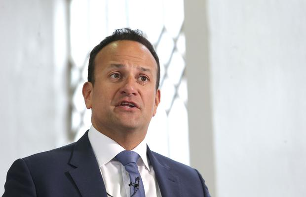 Serious questions: Taoiseach Leo Varadkar says people in the North will question 'where they feel more at home'