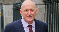 Parties: Cllr Nial Ring spent €35,240 on red and white wine. Photo: Gareth Chaney, Collins