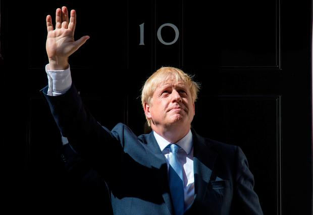 'Like the Don before him, Boris Johnson chose to wield the knife last week, except he did the deed himself, engaging in what some British media outlets described as a massacre'. Photo credit: Dominic Lipinski/PA Wire