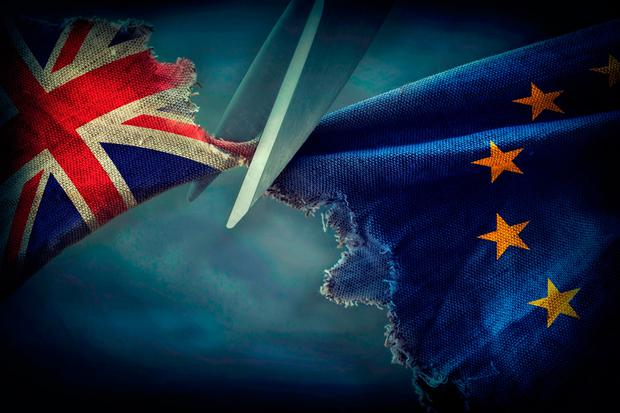 'Brexit has already unleashed a series of trends and developments which hint at profound transformation.' Stock photo