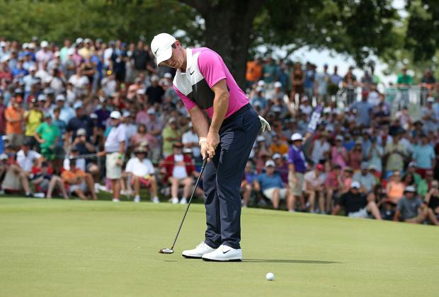 FedEx St Jude Invitational: Rory McIlroy beaten by Brooks Koepka in Memphis