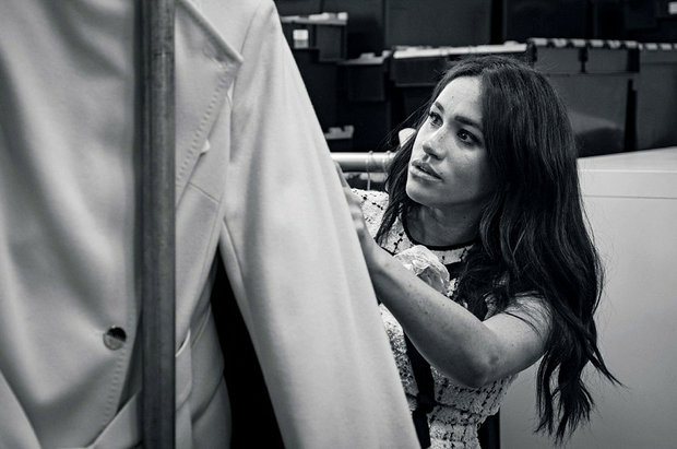 Meghan guest edits UK Vogue, focusing on trailblazing women