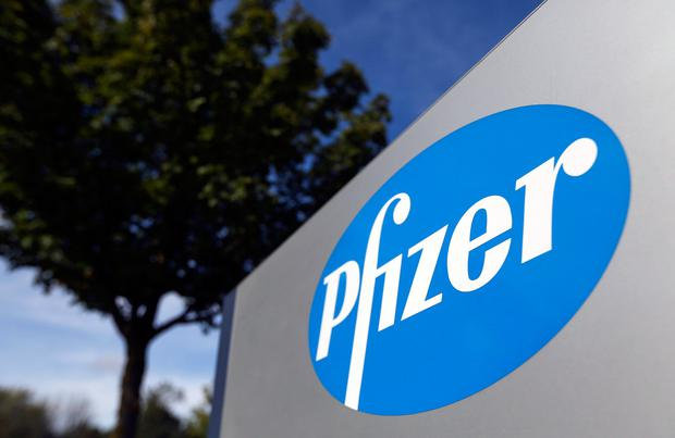 Pfizer is in talks with Mylan. Photo: Chris Ratcliffe/Bloomberg