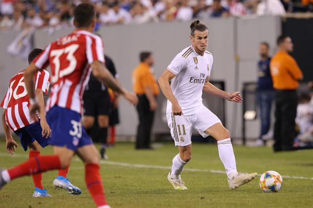 Gareth Bale has three years remaining on his contract with Real Madrid. Photo: Brad Penner/USA TODAY Sports