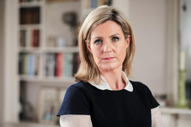 Concerns: Maria Bailey and her legal claim against the Dean Hotel, where she fell off a swing, caused much criticism to be directed at Fine Gael. Photo: Gerry Mooney